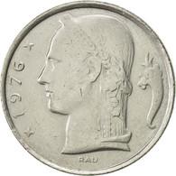 Belgique, 5 Francs, 5 Frank, 1976, TTB, Copper-nickel, KM:134.1 - 1951-1993: Baudouin I