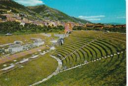 Italy Gubbio Teatro Romano