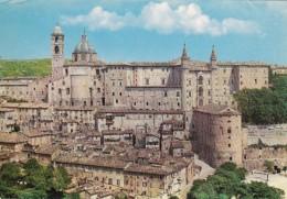Italy Urbino Palazzo Ducale e panorama parziale