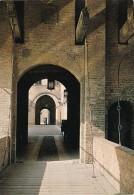 Italy Ferrara Castello Estense Ponte Levatoia