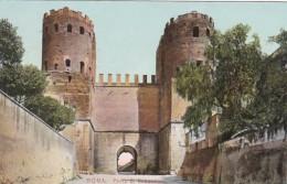 Spain Roma Rome Porta San Sebastiano