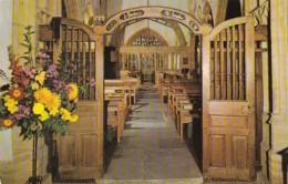 England Dorset Cerne Abbas St Mary's Church