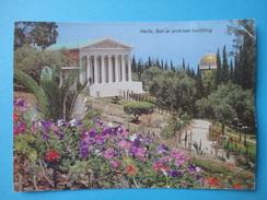 Haifa - Bahai Shrines In The Persian Gardens - Israele - Israele