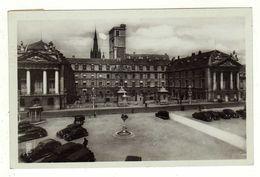 Cpsm N° 107 DIJON L ' Hôtel De Ville Ancien Palais Des Ducs De Bretagne - Dijon