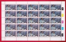 TRANSKEI, 1977, Mint Stamps In Full Sheets, MI 028-029, Radio,  S700 - Transkei
