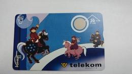 Austria-(f467)-tekekom-kumpf-(20e)-(909l)-tirage-3.010-used Card+1 Card Prepiad Free - Autriche