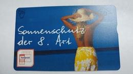 Austria-(f481)-femaroll-(50e)-(911l)-tirage-810-used Card+1 Card Prepiad Free - Autriche