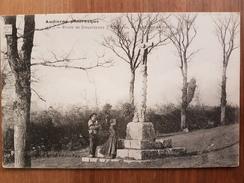 Audierne Pittoresque.route De Douarnenez à Audierne.l'angelus De Midi.édition Giffard - Douarnenez