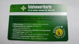 Austria-(f483)-initiative Positiv-(5e)-(912l)-tirage-30.010-used Card+1 Card Prepiad Free - Austria