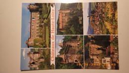43.-Châteaux  De Haute-Loire  La Lavoute Sur Loire, Arlempdes,La Rochelambert , Domeyrat, Chavaniac-Lafayette, Polignac - Frankreich