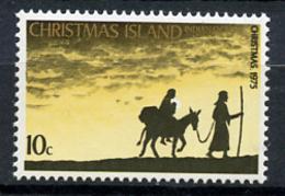1975 - CHRISTMAS ISLAND - Catg. Mi. 63 - NH - (R-SI.331.713 - 11) - Christmas Island