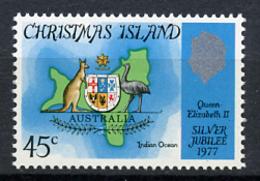 1977 - CHRISTMAS ISLAND - Catg. Mi. 85 - NH - (R-SI.331.713 - 11) - Christmas Island