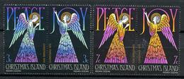 1972 - CHRISTMAS ISLAND - Catg. Mi. 55/58 - NH - (R-SI.331.713 - 11) - Christmas Island
