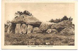 CARNAC - Dolmen De Mané-Kérioned - Dolmen & Menhirs
