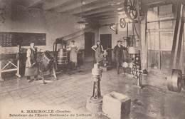 Mamirolle Interieur De L Ecole Nationale De Laiterie - Autres Communes