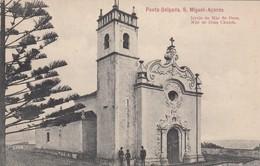 Ponta Delgada - S. Miguel-Açores - Igreja Da Mäe De Deus - Açores