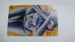 Austria-(f518)-kunst-g.prikowitsch 1-(20e)-(006l)-tirage-760-used Card+1 Card Prepiad Free - Autriche
