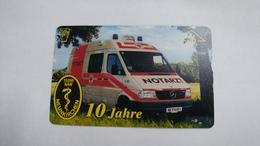 Austria-(f520)-NAW Neunkirchen-auto-(20e)-(007l)-tirage-760-used Card+1 Card Prepiad Free - Autriche