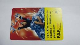 Austria-(f531)-151.PSK-klassenlotterie-(20e)-(010l)-tirage-1.010-used Card+1 Card Prepiad Free - Autriche