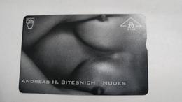 Austria-(f549)-nudes-nude Athens-(20e)-(012l)-tirage-460-used Card+1 Card Prepiad Free - Autriche