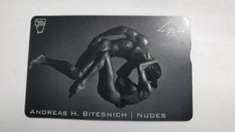 Austria-(f550)-nudes-sina &anth.-(20e)-(012l)-tirage-460-used Card+1 Card Prepiad Free - Autriche