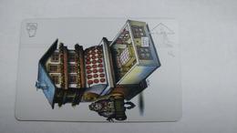 Austria-(f613)-comic-erich Eibl2-(1.40€)-(204l)-tirage-510-used Card+1 Card Prepiad Free - Autriche