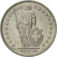 Suisse, 1/2 Franc, 1981, Bern, TTB+, Copper-nickel, KM:23a.1 - Suiza