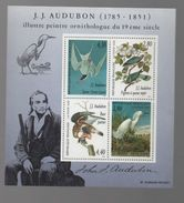 Timbre : J.J. AUDUBON 1785-1851....NEUF - Neufs