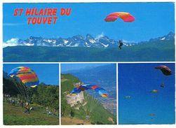 SAINT HILAIRE DU TOUVET  Site International De Vol Libre Preparation Au Decollage MULTIVUES    **** RARE  A  SAISIR  ** - Saint-Hilaire-du-Touvet