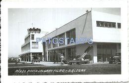 77130 BRAZIL BRASIL PORTO ALEGRE RIO GRANDE DO SUL AIRPORT SALGADO AVIATION PHOTO NO POSTAL TYPE POSTCARD - Photographie