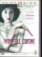 Dvd Nouvelle Cuisine  Vf Vostf - Ciencia Ficción Y Fantasía