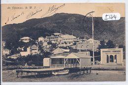 ST-THOMAS--DSTASIATSKE KOMPAGNI-  D.W.I - Postcards
