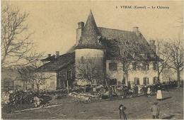 6- YTRAC -le Château - Sans éditeur - Francia
