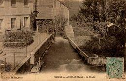 27-FLEURY SUR ANDELLE...LE MOULIN ..CPA - France