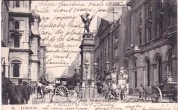 England - LONDON  - The Griffin Fleet Street - London