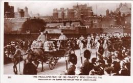 England - The Proclamation Of His Majesty King Edward VIII - Non Classificati