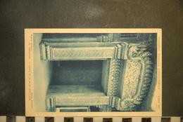 CP, 75, PARIS, Exposition Coloniale Internationale, Paris 1931, Angkor Vat, Porte De La Salle Capitulaire - Exhibitions