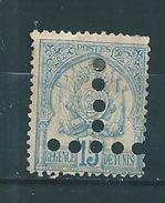 Colonie Timbres De Tunisie   Taxe De 1888/98  N°14 Neuf Sans Gomme - Tunesien (1888-1955)