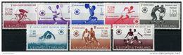 Thailand 1966. Michel #458/65 MNH/Luxe. Sports (B-13) - Thaïlande