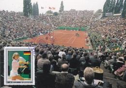 Korea Maxicard 1986 Steffi Graf (T12-39) - Tennis