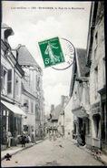 41 SAINT AIGNAN LA RUE DE LA BOUCHERIE - Saint Aignan