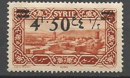 SYRIE N° 181 VARIETEE P Brisé NEUF** LUXE SANS CHARNIERE / MNH - Syria (1919-1945)