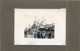 TORPILLEUR AMERICAIN - , Photo  Format 9 X6,4cm.environ Dans Les Années 50. - Boats