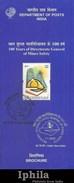 Mines Safety Centenary Indien Inde Stamped Folder  Miners Mines Geology Gems Geologie La Mine Die Mine - Geology