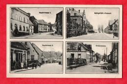Deutschland Allemagne Rhenanie Palatinat Waldmohr Carte Multivues ( Format 8,8 X 13,8 ) - Allemagne