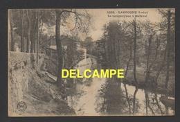 DF / 48 LOZÈRE / LANGOGNE / LE LONGOUYROU À MALAVAL / CIRCULÉE EN 1921 - Langogne