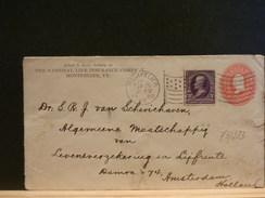 73/283 ENV. 1900 TO HOLLAND - ...-1900