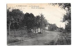 (16379-60) Ribécourt - La Gendarmerie - Route De Compiègne - Ribecourt Dreslincourt