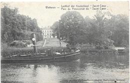 Wetteren NA1: Lusthof Der Kostschool Sacré Coeur 1909 - Wetteren