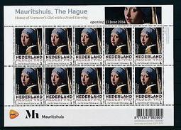 [16743] Netherlands Niederlande 2014 Home Of Vermeer MS Sheet MNH # 3197 - Netherlands